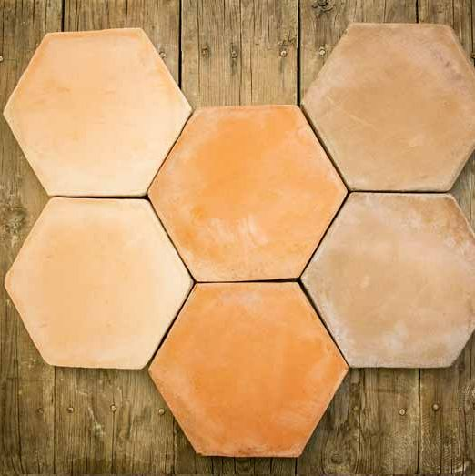 Baldosa hexagonal 3 colores _producto