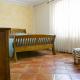 Suelo dormitorio en baldosa tratada