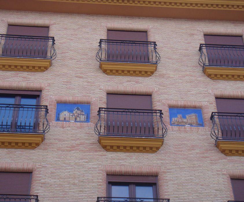 Obra e interiorismo Restaurante San Agustín de Jumilla