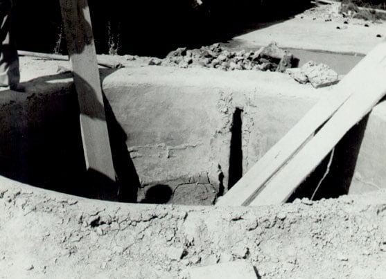 Historia Sebastián Pérez Pozo de arcilla