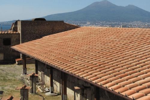 Tejas teja arabe y romana combinada obra nueva
